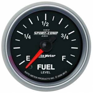AUTO METER #3610 2-1/16in S/C II Fuel Level Gauge