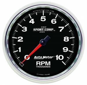AUTO METER #3698 5in S/C II In-Dash Tach 10K RPM