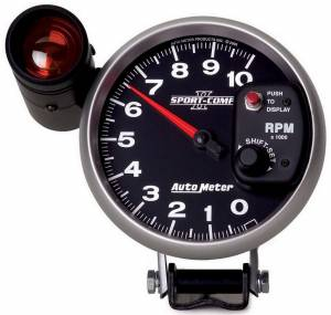 AUTO METER #3699 5in S/C II Shift Light Tach