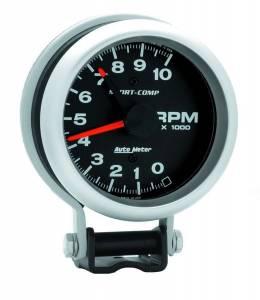 AUTO METER #3700 10000 Rpm Sport-Comp Tac
