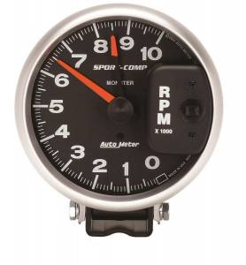AUTO METER #3900 10000 Rpm Sport-Comp Tac