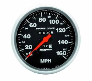 AUTO METER #3995 5in Sport Comp 160mph Speedometer