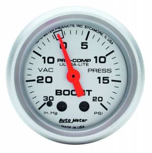 AUTO METER #4301 Mini Ultra-lite Boost