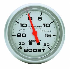 AUTO METER #4401 Ultra-Lite Boost Gauge