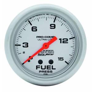 AUTO METER #4411 2-5/8in Fuel Pressure
