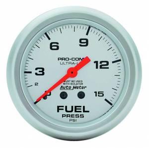 AUTO METER #4413 2-5/8in Fuel Pressure W/Isol