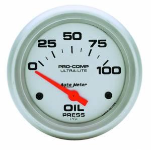 AUTO METER #4427 Ultra-Lite Oil Pressure