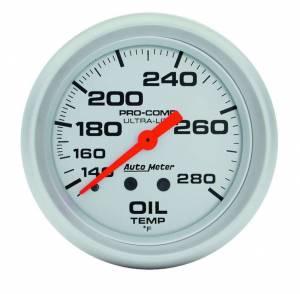 AUTO METER #4441 2-5/8in Mech Oil Temp 140-280