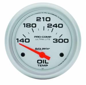 AUTO METER #4447 Pro Comp Oil Temp.