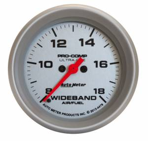 AUTO METER #4479 2-5/8 U/L Wideband Air/ Fuel Gauge