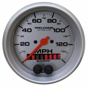AUTO METER #4481 5in U/L GPS Speedo w/Rally-Nav Display