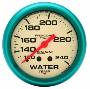 AUTO METER #4532 2-5/8 Water Temp Gauge