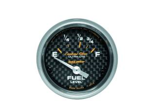 AUTO METER #4715 2-1/16in C/F Fuel Level Gauge 73/10 OHMS
