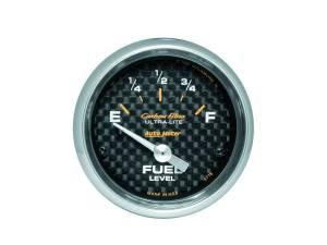 AUTO METER #4716 2-1/16in C/F Fuel Level Gauge 240/33 OHMS