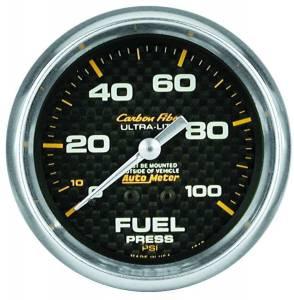 AUTO METER #4812 C/F 2-5/8in Fuel Pressure Gauge 0-100PSI