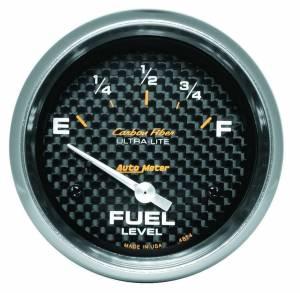AUTO METER #4814 C/F 2-5/8in Fuel Level Gauge 0-90 OHM