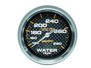 AUTO METER #4831 C/F 2-5/8in Water Temp. Gauge 140-280