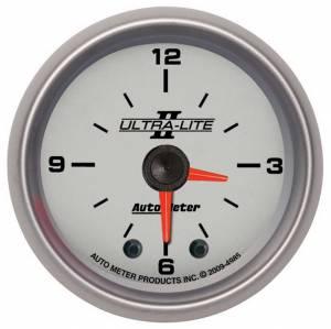 AUTO METER #4985 2-1/16 U/L II Hi-Def Clock
