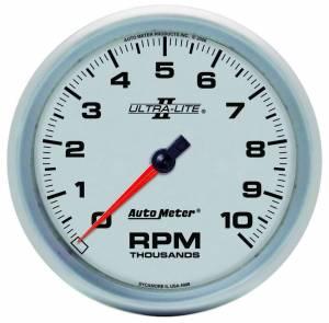 AUTO METER #4998 5in U/L II In-Dash Tach 10K RPM