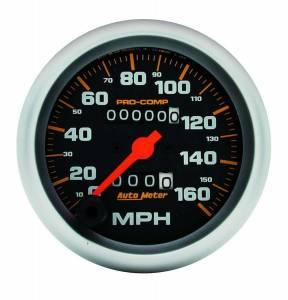 AUTO METER #5153 Pro Comp Speedometer
