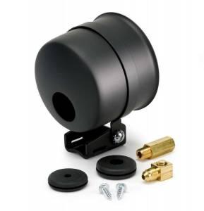 AUTO METER #5204 Black 3-3/8 Mtg Cup