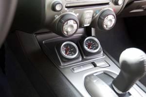 AUTO METER #5286 Direct Fit Dual Gauge Center Console