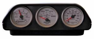 AUTO METER #5288 2-1/16 Triple Gauge Pod - Universal