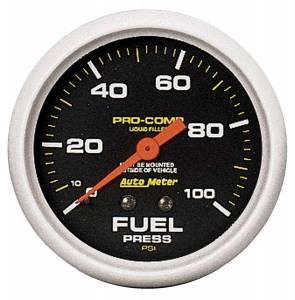 AUTO METER #5412 0-100 Fuel Pressure Gaug