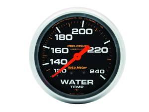 AUTO METER #5432 140-240 Water Temp Gauge