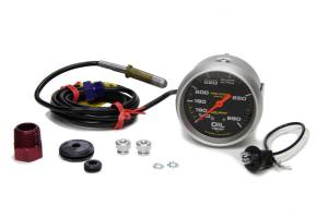 AUTO METER #5441 140-280 Oil Temp Gauge with 6ft Capillary Tube