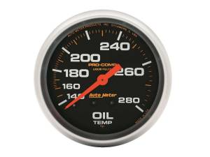 AUTO METER #5444 2-5/8in P/C 1600 Degree Pyrometer