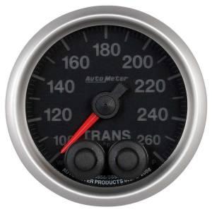 AUTO METER #5658 2-1/16 E/S Trans Temp. Gauge - 100-260