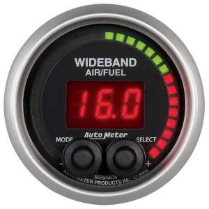 AUTO METER #5678 2-1/16 E/S Wideband Air/ Fuel Ratio Gauge