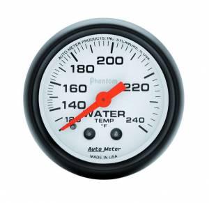 AUTO METER #5732 Phantom 2 1/16in Water Temp 120-240