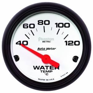 AUTO METER #5737-M 2-1/16 Phantom Water Tmp Gauge - Elec.