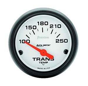 AUTO METER #5757 Phantom 2 1/16in Trans Temp 100-250 Elec.