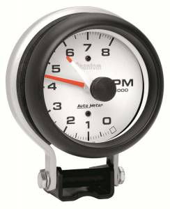 AUTO METER #5780 Phantom 3-3/4in 8000RPM Tach