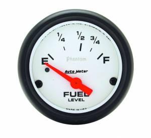 AUTO METER #5814 2-5/8in Phantom Fuel Level Gauge