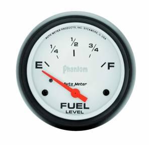 AUTO METER #5816 2-5/8in Phantom Fuel Level Gauge