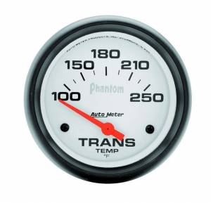 AUTO METER #5857 2-5/8in Phantom Trans. Temp. Gauge 100-250F