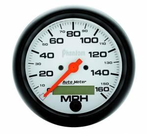 AUTO METER #5888 3-3/8in Phantom Electric Speedo 0-160MPH