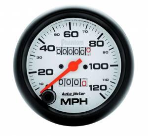 AUTO METER #5892 3-3/8in Phantom Speedo 120mph