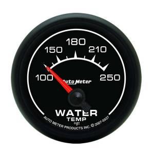 AUTO METER #5937 2-1/16 ES Water Temp Gauge - 100-250