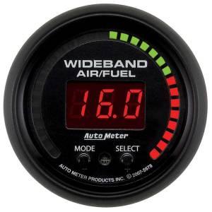 AUTO METER #5978 2-1/16 ES Wideband Air/ Fuel Gauge w/Sensor