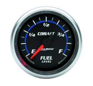 AUTO METER #6114 2-1/16in C/S Programmable Fuel Level