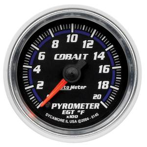 AUTO METER #6145 2-1/16in C/S 2000 Degree Pyrometer