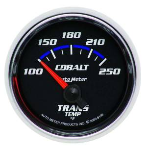 AUTO METER #6149 2-1/16in C/S Trans. Temp Gauge 100-250