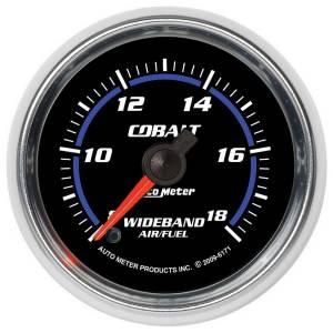 AUTO METER #6171 2-1/16 C/S Wideband Air/ Fuel Gauge Analog