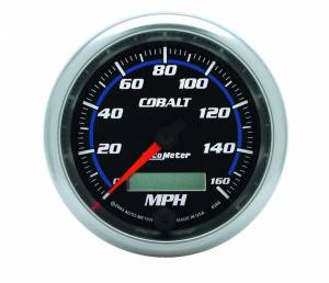 AUTO METER #6288 3-3/8in C/S 160MPH Speedometer