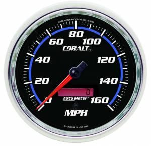 AUTO METER #6289 5in C/S In-Dash Speedo 160 MPH